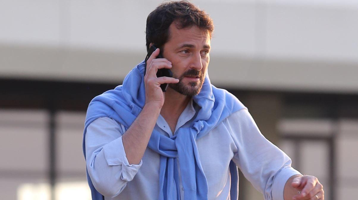 """Andrei Aradits cel mai carismatic personaj negativ în superproducția """"VLAD"""""""