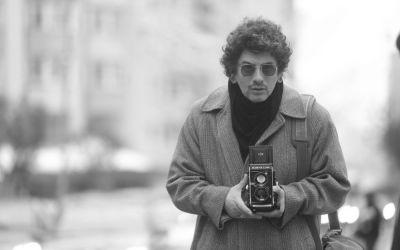 Vali Bărbulescu, despre îmbinarea muzicii cu fotografia