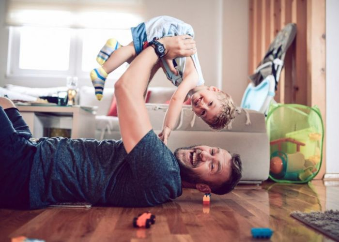 Seminarul care îți spune ce trebuie să faci dacă vrei să fii un tată bun
