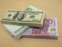 13 ianuarie: Cursul, la un nou minim: euro este 4,11 lei pe piata interbancara si 4,12 la cursul oficial!