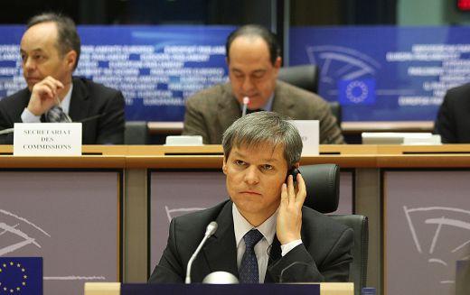 Dacian Ciolos, propunerea oficiala a Romaniei pentru functia de comisar european in noua componenta a CE