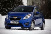 Noul Chevrolet Spark a iesit la vanzare in Romania! Galerie Foto!