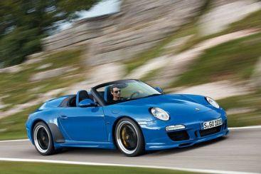 Porsche 911 Speedster in premiera la Paris 2010. VIDEO