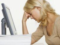 Angajatii romani, din ce in ce mai stresati! Care sunt motivele?