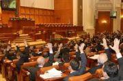 Amendament al Opozitiei la buget, respins in Parlament