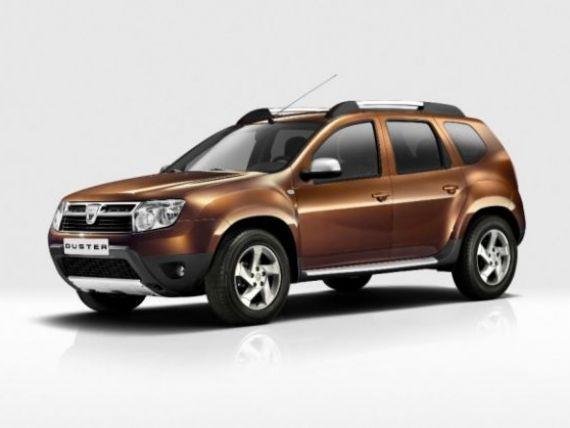 Dacia Duster a fost desemnat autoturismul anului 2011 in Croatia