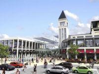 Cum arata proiectul Colosseum care ataca mall-ul lui Popoviciu din Baneasa - GALERIE FOTO