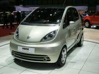 Tata Nano, masina de 3.000 de dolari, ar putea fi vanduta si in Romania