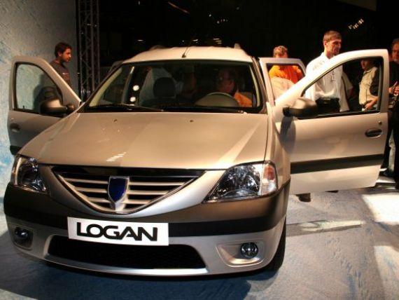 Masinile Dacia Logan, tot mai solicitate de clientii cu bani!