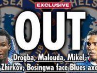 Dupa ce a dat 80 milioane de euro pe Torres si David Luiz, Chelsea da afara 5 VEDETE ca sa nu fie exclusa din Europa!