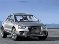 Audi pregateste un nou SUV: Q1!