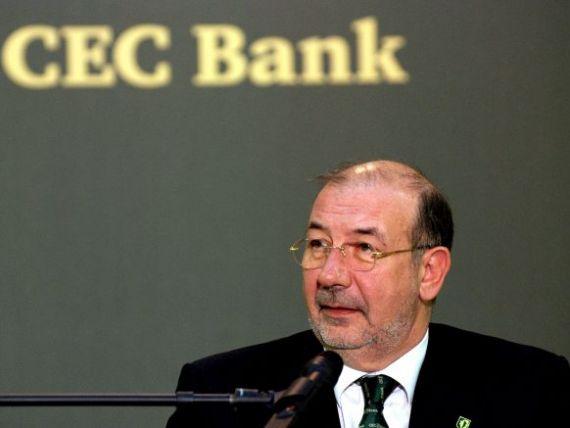 CEC Bank elimina comisionul perceput in cazul restructurarii creditelor populatiei