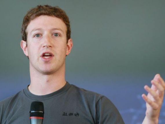 Fondatorul Facebook a cazut in plasa propriei creatii! Zuckerberg, hartuit pe internet!