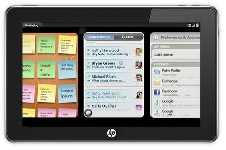 Atentie iPad! In lupta intra HP cu o noua tableta!