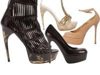 Alexander McQueen: 8 modele de pantofi pentru primavara-vara 2011