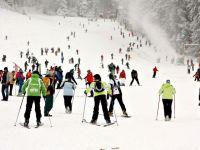 Indragostitii prefera muntele in acest weekend! Valea Prahovei e plina de Valentine's Day!