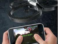 A aparut primul elicopter pilotat cu telefonul! VIDEO