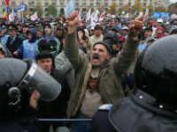 Mii de proteste in toata tara impotriva noului Cod al Muncii! VIDEO!