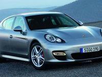 Porsche aduce la vanzare in Romania Panamera Hybrid