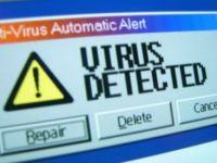 In ianuarie, peste 30% dintre calculatoarele din Romania au fost virusate!