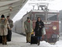 Trenurile merg pe trei sferturi goale. CFR Calatori: o utilizare de peste 70% creeaza disconfort