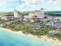 Cea mai mare constructie chineza din afara Chinei: statiunea Baha Mar din Bahamas, o investitie de 3,4 mld. dolari
