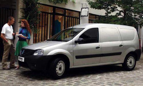 Dacia va scoate din productie modelul Logan Van