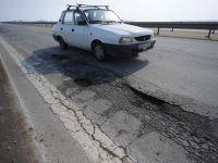 Cu ruleta pe autostrada! CNADNR: A1 este gaurita pe 87% din suprafata