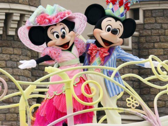Vrei sa ajungi in Disneyland? Profita de promotii!