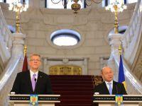Basescu: Ar trebui discutata o politica europeana a sistemelor de aprovizionare si transport de titei!