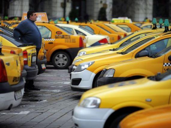 Cresc tarifele pentru cursele de taxi!