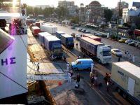 CAPTURA MARE: Garda Financiara a sechestrat 22 de tiruri cu haine si incaltaminte