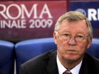 Inainte sa paraseasca Manchester United, Alex Ferguson vrea sa dea 100 milioane de lire pe jucatori noi