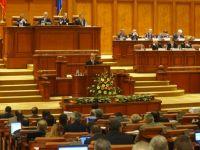 Opozitia a prezentat in Parlament motiunea de cenzura impotriva Codului Muncii