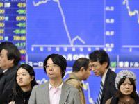 Bursa de la Tokyo si yenul au scazut puternic, dupa cutremurul care a lovit Japonia