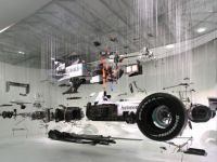 """Mercedes se joaca cu focul: a """"explodat"""" masina lui Schumacher FOTO"""