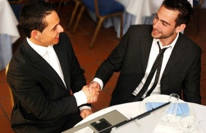 Intalniri de oameni de afaceri