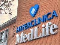 Santaj ca in filmele americane la clinica MedLife VIDEO