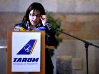 """Un nou """"pilot"""" la bordul avioanelor Tarom: Directorul general demisioneaza"""