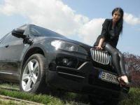 Ce amenda a primit Andreea Mantea, prinsa cand conducea cu 154 de kilometri la ora, in Buzau. VIDEO