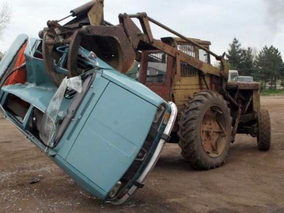 A inceput  Rabla 2011 . Cum scapi de masina veche?