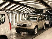 Dacia aniverseaza 4 milioane de masini iesite pe poarta fabricii