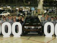 Vezi cine a cumparat Dacia cu numarul 4.000.000 si cat a costat VIDEO