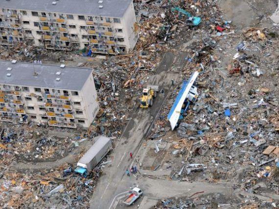 Revolta unei romance din Japonia:  Aici nimeni nu s-a batut pe zahar, desi am trecut printr-un cutremur cu 300 de replici