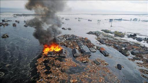 Fukushima va fi inchisa definitiv. Japonezii inca mai gasesc supravietuitori printre ruine