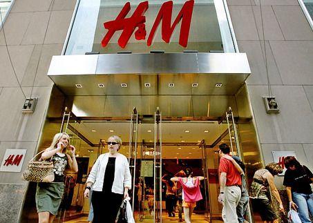 H M mai angajeaza 100 de romani in acest an. Primul magazin se deschide maine