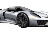 Porsche pregateste cel mai scump model, care consuma cat un scuter