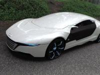 Audi A9 pregatit de productie! Galerie foto!