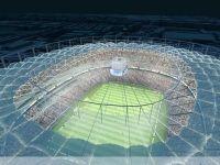In ce stadiu se afla Stadionul National? Va fi terminat la timp?