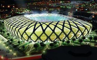 Orasul suspendat: stadionul la care nu poti sa ajungi! Aici se va juca la Mondialul din 2014!!